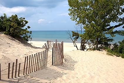 Photo of Indiana Sand Dunes