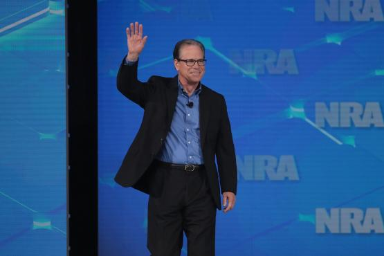 Senator Mike Braun at NRA Convention